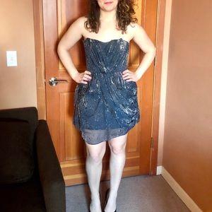 Vintage BCBG Homecoming Dress